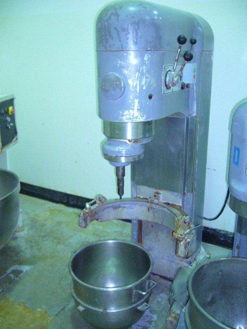 517: Hobart V-1401 140qt. Mixer Serial# 11-270-903