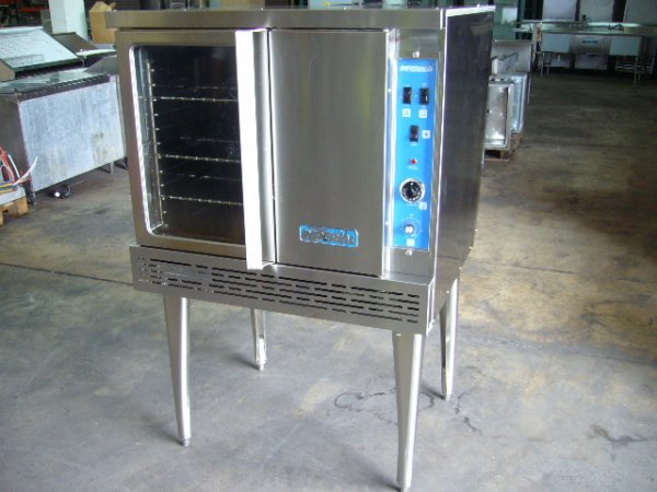 "569: Imperial ICV-1 38"" Turbo-Flow Convection Oven"