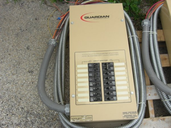 1: Guardian Automatic Transfer Switch #OF9085