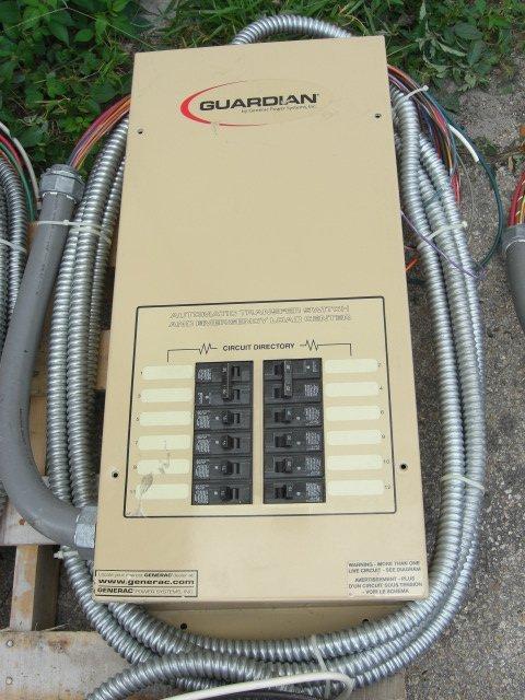 2: Guardian Automatic Transfer Switch #OE7969