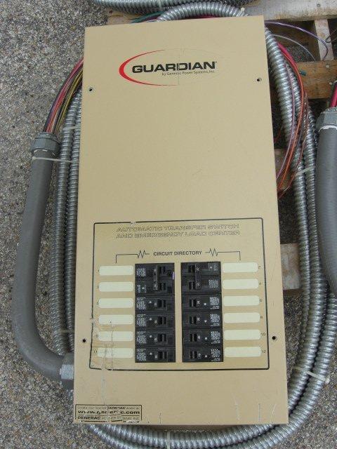 3: Guardian Automatic Transfer Switch #OE7969