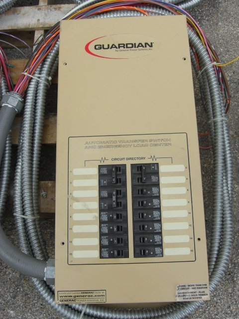 4: Guardian Automatic Transfer Switch #OF9085