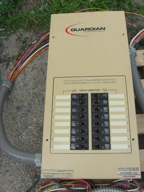 5: Guardian Automatic Transfer Switch #OF9085