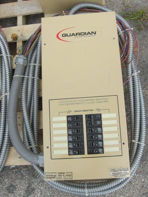 8: Guardian Automatic Transfer Switch #OE7969