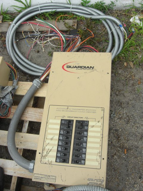 11: Guardian Automatic Transfer Switch #OF9085