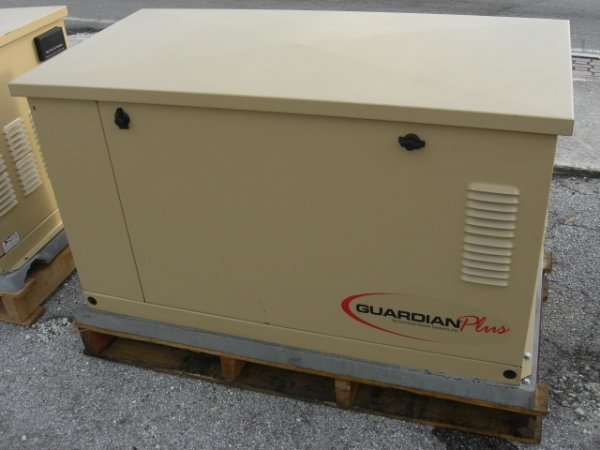 18: Guardian Plus 15 Kw Generator Model # 0043903
