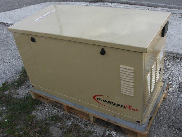 19: Guardian Plus 15 Kw Generator Model # 0043903