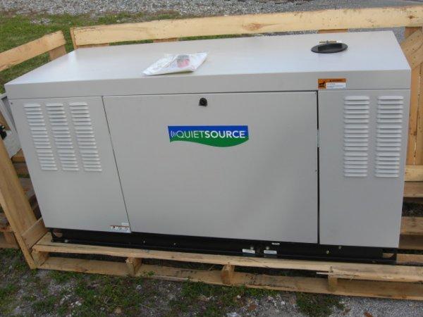 20: Guardian Quiet Source 20 Kw Generator Model # 00521