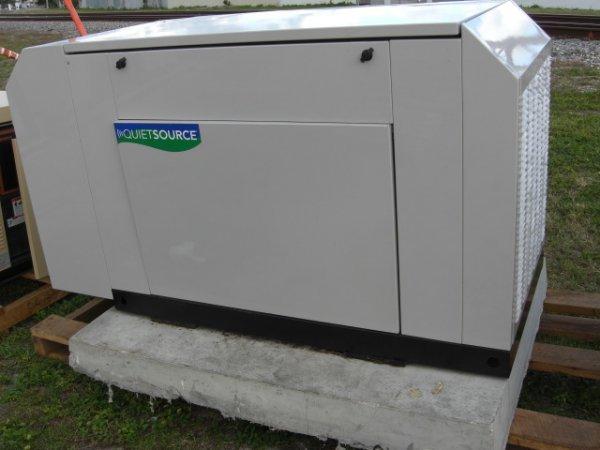 21: Guardian Quiet Source 27 Kw Generator Model # 00491