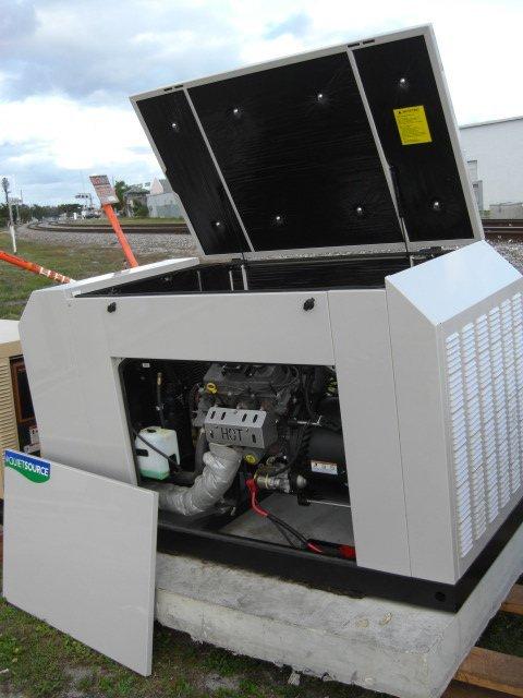 21: Guardian Quiet Source 27 Kw Generator Model # 00491 - 4