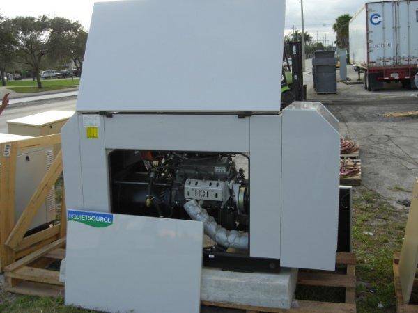 21: Guardian Quiet Source 27 Kw Generator Model # 00491 - 6