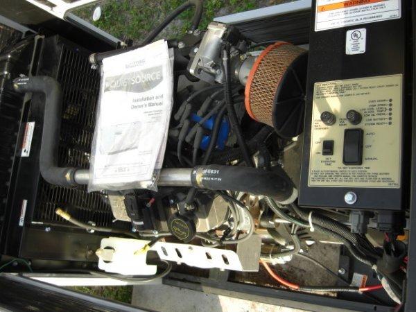 21: Guardian Quiet Source 27 Kw Generator Model # 00491 - 8