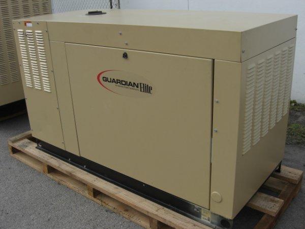 24: Guardian Elite 37 Kw Generator Model # 0052210