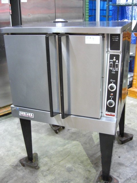 9: Garland The Master Full Size 2dr. Convection Oven