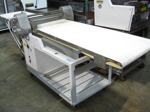 62:  GA Seewer Rondo SOLO-D Floor Model Dough Sheeter