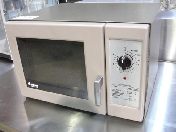 68: Amana RCS10D 1700 Watt Commercial Microwave Oven