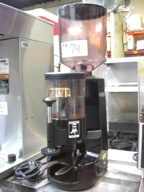 74: Nuova Simonelli MDXA Coffee Bean Grinder S#89477