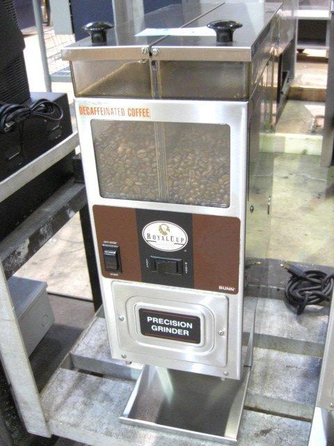 76: Bunn G9-2HD Precision Dual Coffee Bean Grinder
