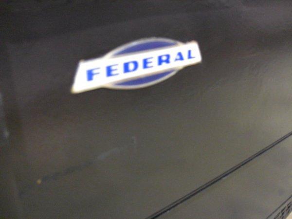 92: Federal RSSM678SC Upright Open Display Cooler  - 3