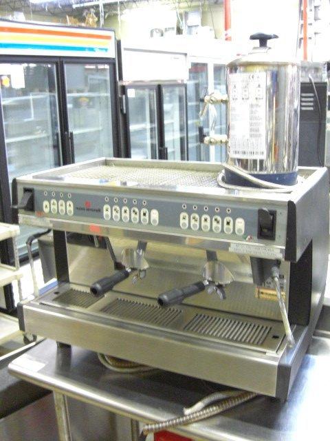 107: Nuova Simonelli MAC200V 2 Group Cappuccino