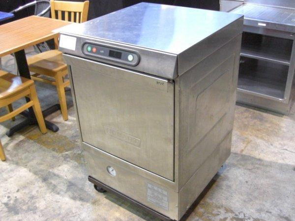 111: Hobart LXiH S/S U/C Dishwasher w/Built-In Heater - 2
