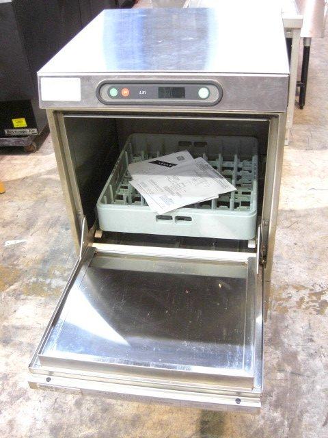 111: Hobart LXiH S/S U/C Dishwasher w/Built-In Heater - 4