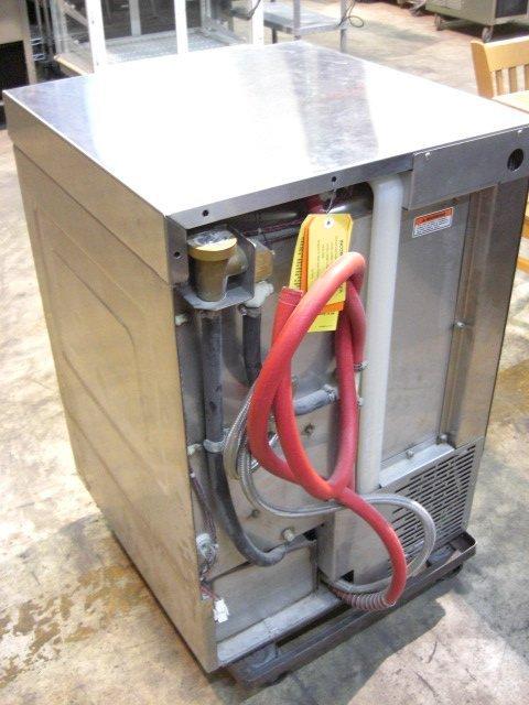 111: Hobart LXiH S/S U/C Dishwasher w/Built-In Heater - 7