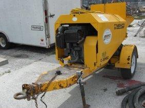 2005 Mayco C30HDZ Concrete Pump Diesel