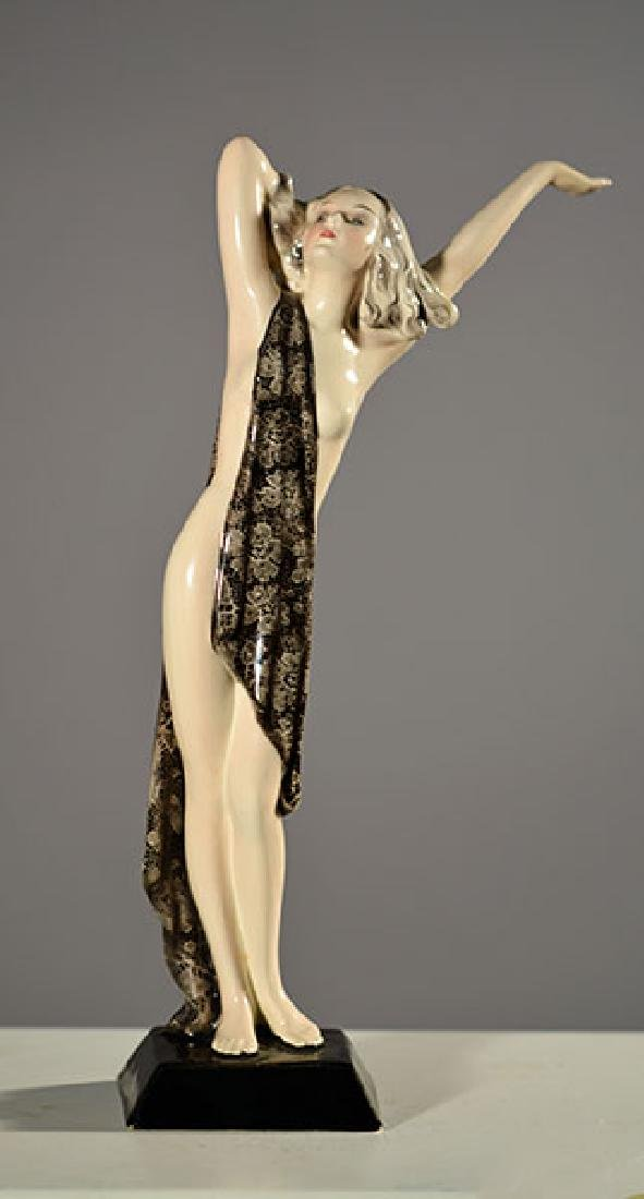 Goldscheider Nude Figure