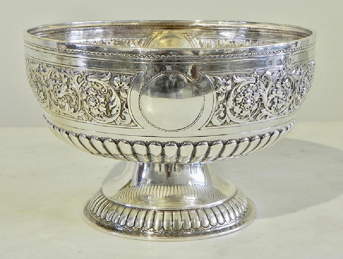 English Sterling Bowl
