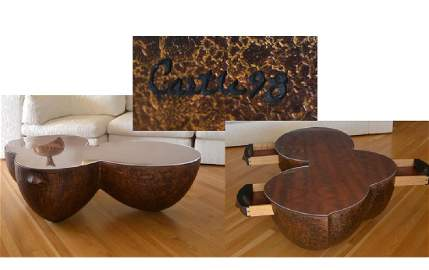 Wendell Castle Coffee Table