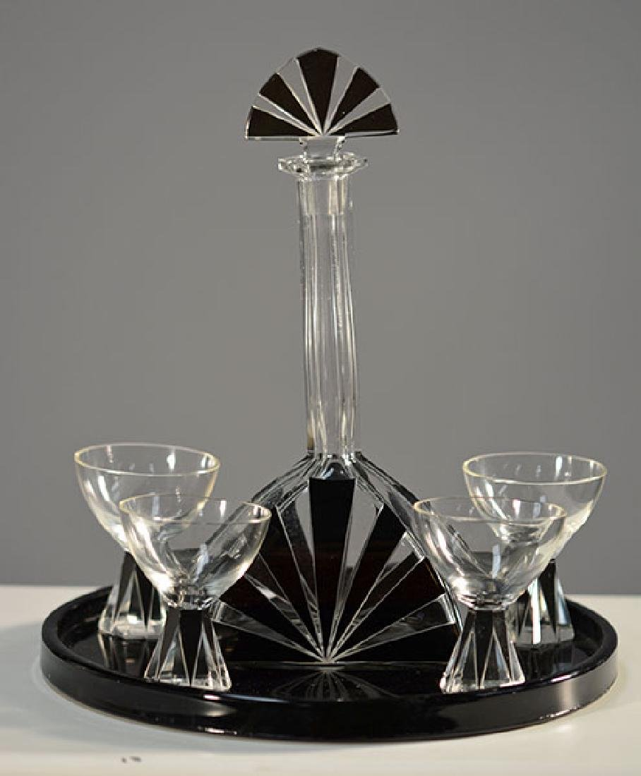 Karel Palda Decanter Set