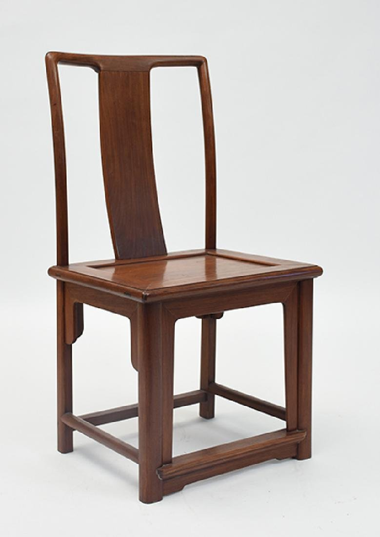 Chinese Huali Side Chair