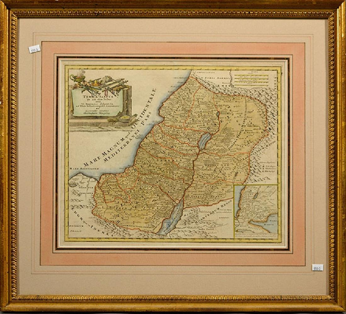 18th/19th C. Map