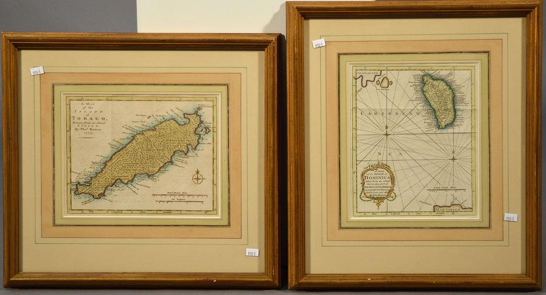 Two 18th/19th C. Maps