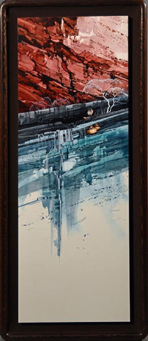 Michael Atkinson Watercolor