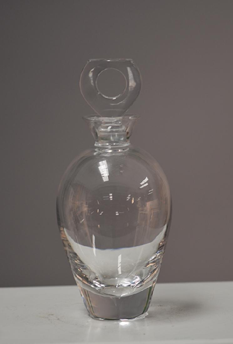 Lalique Carafe
