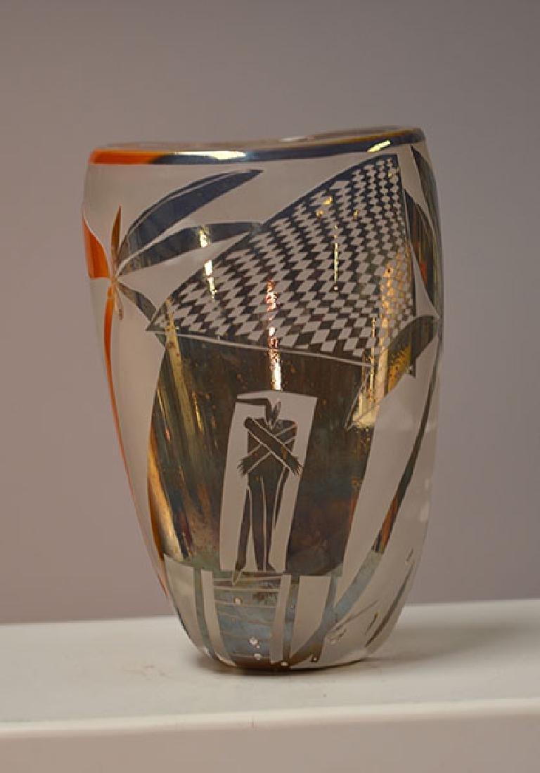 Steven Dale Edwards Vase