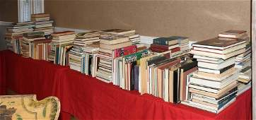 Large Lot of Antique Reference Books
