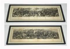 Two Large English Engravings