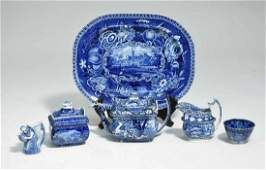 Historical Blue China