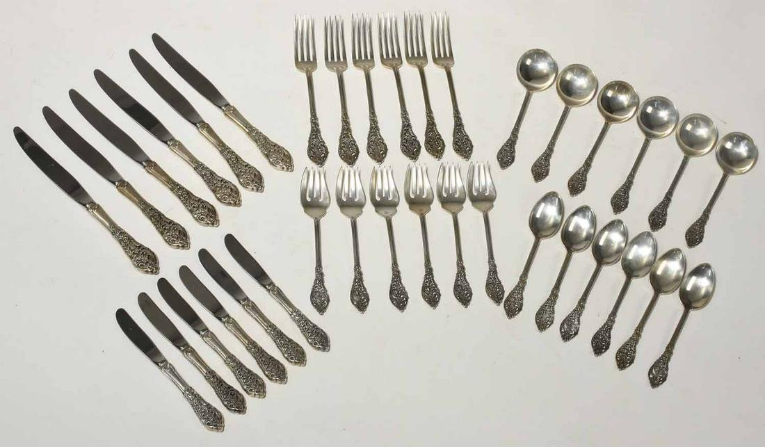 Reed and Barton Florentine Lace Flatware
