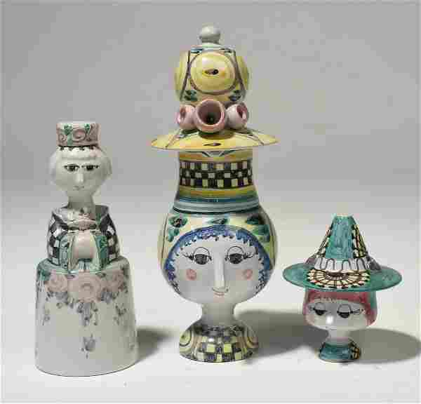 Bjorn Wiinblad Pottery