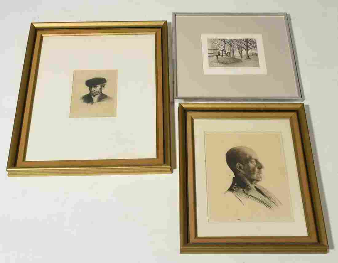 Grouping of Prints