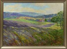 Henry MacGinnis Oil, Orford NH