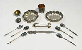 Selection of Russian Enamel