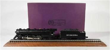 Lionel Century Club Hudson steam locomotive/tender