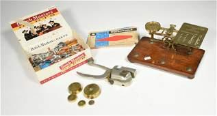 Misc assortment of tools, inc. Arnold Inc.