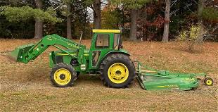 John Deere diesel tractor 5420