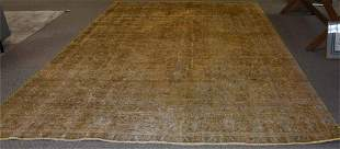 Designer room size Oriental style rug